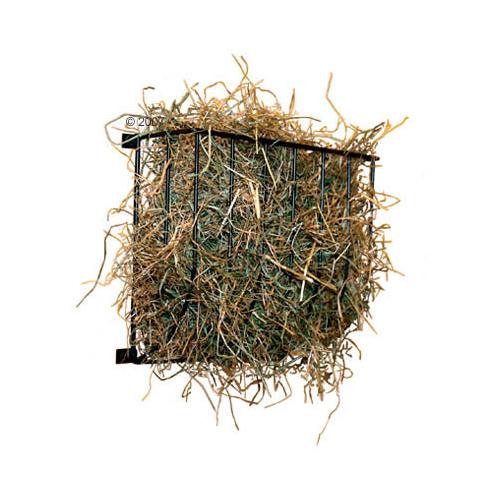 Pozostałe artykuły dla gryzoni Trixie Metalowy paśnik na siano 22,5 x 16 x 6 cm